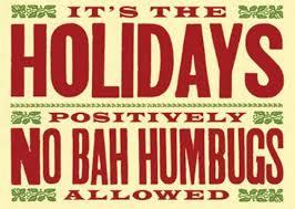 No-Bah-Humbugs