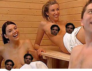 Девочки в бане с парнями фото 175-430