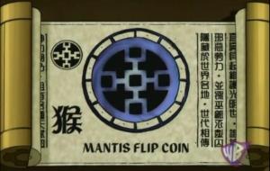 Mantis Flip Coin